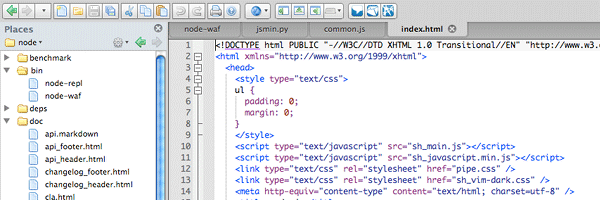 9 FREE text editors tools for developers - Catalin Red