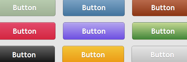 Cross-browser CSS gradient buttons